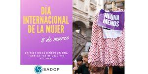 Lee más sobre el artículo Día Internacional de la Mujer
